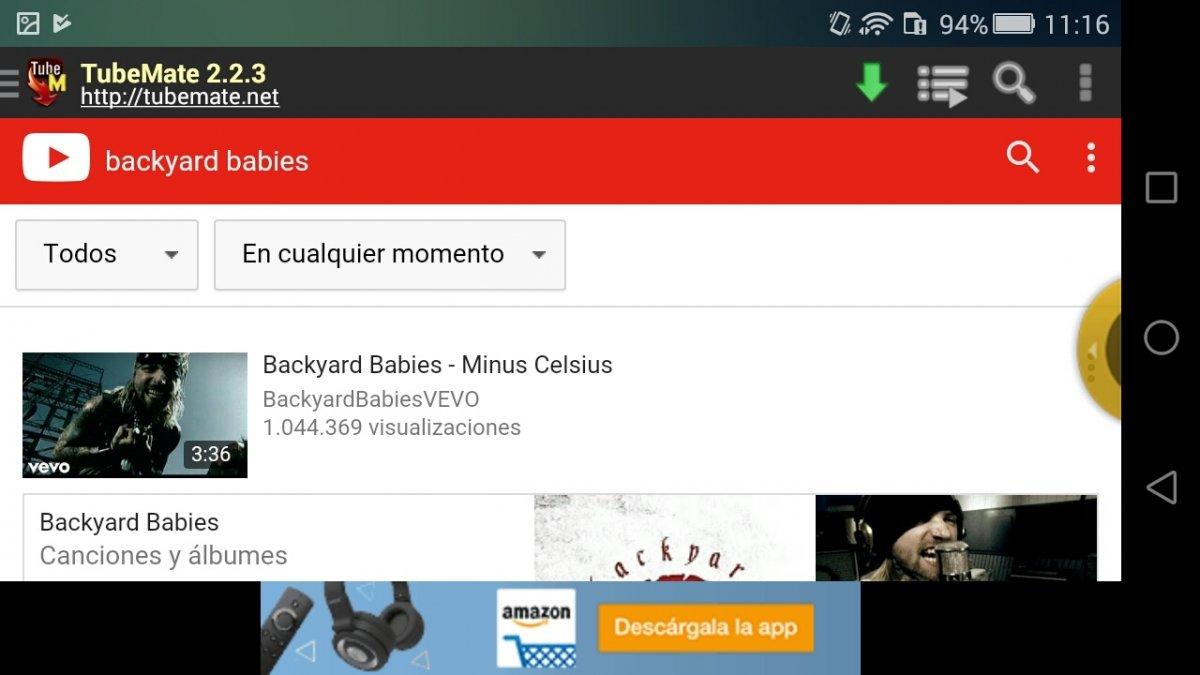 Qué es TubeMate YouTube Downloader
