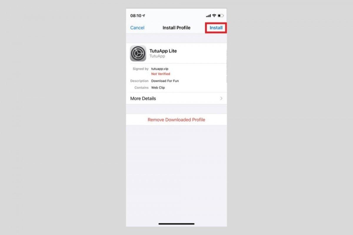 TutuApp ne fonctionne pas : comment régler le problème