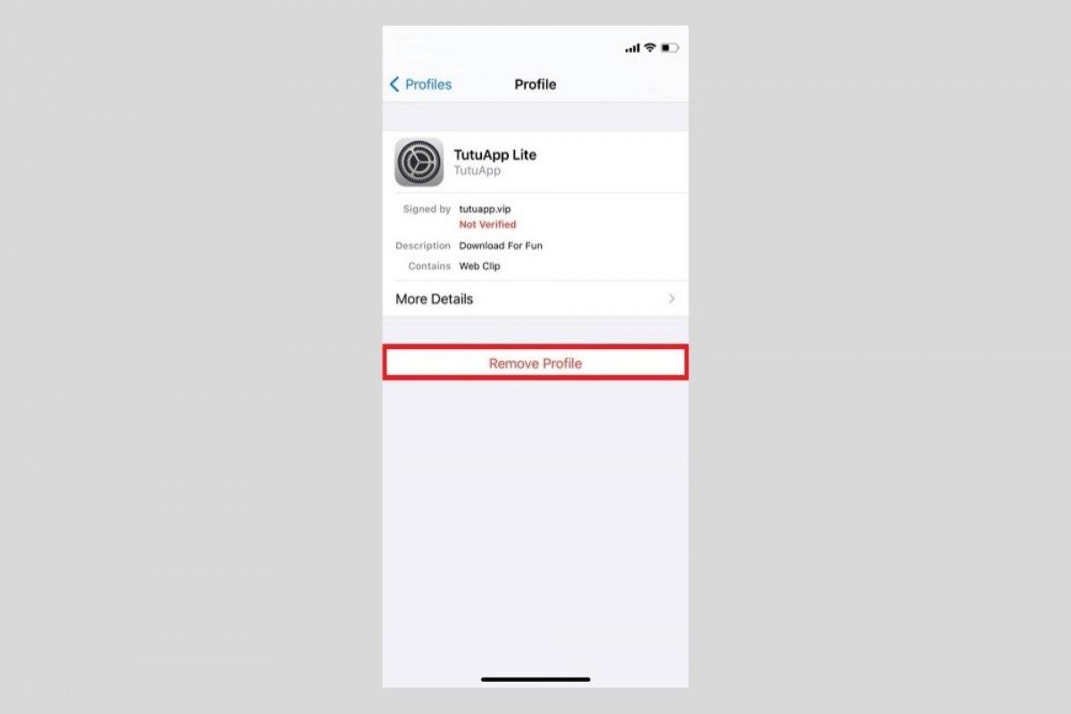 Comment réparer les certificats de TutuApp si Apple les bloque/révoque