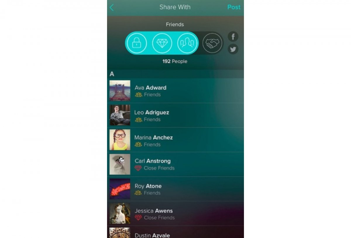 How to use Vero on Android