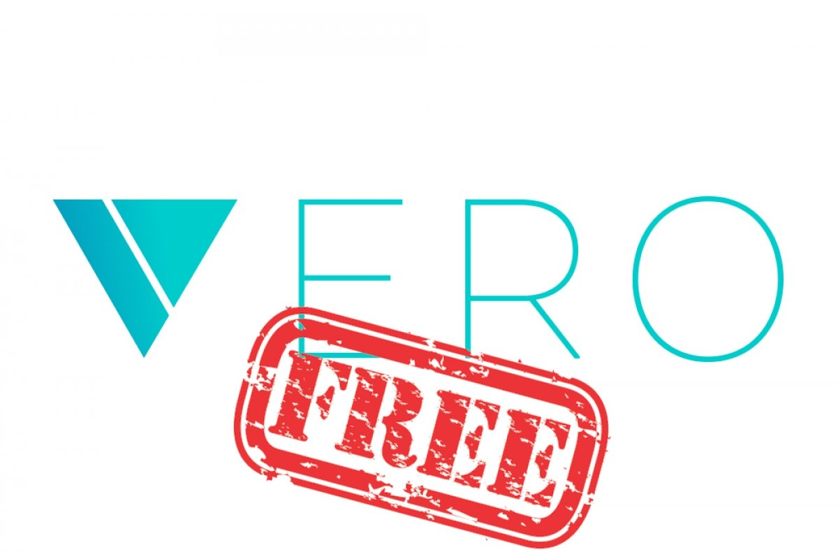 Is Vero free (the social network)?