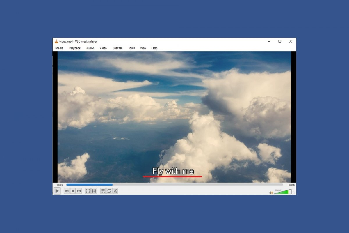 Come aggiungere sottotitoli ad un film o video con VLC Media Player
