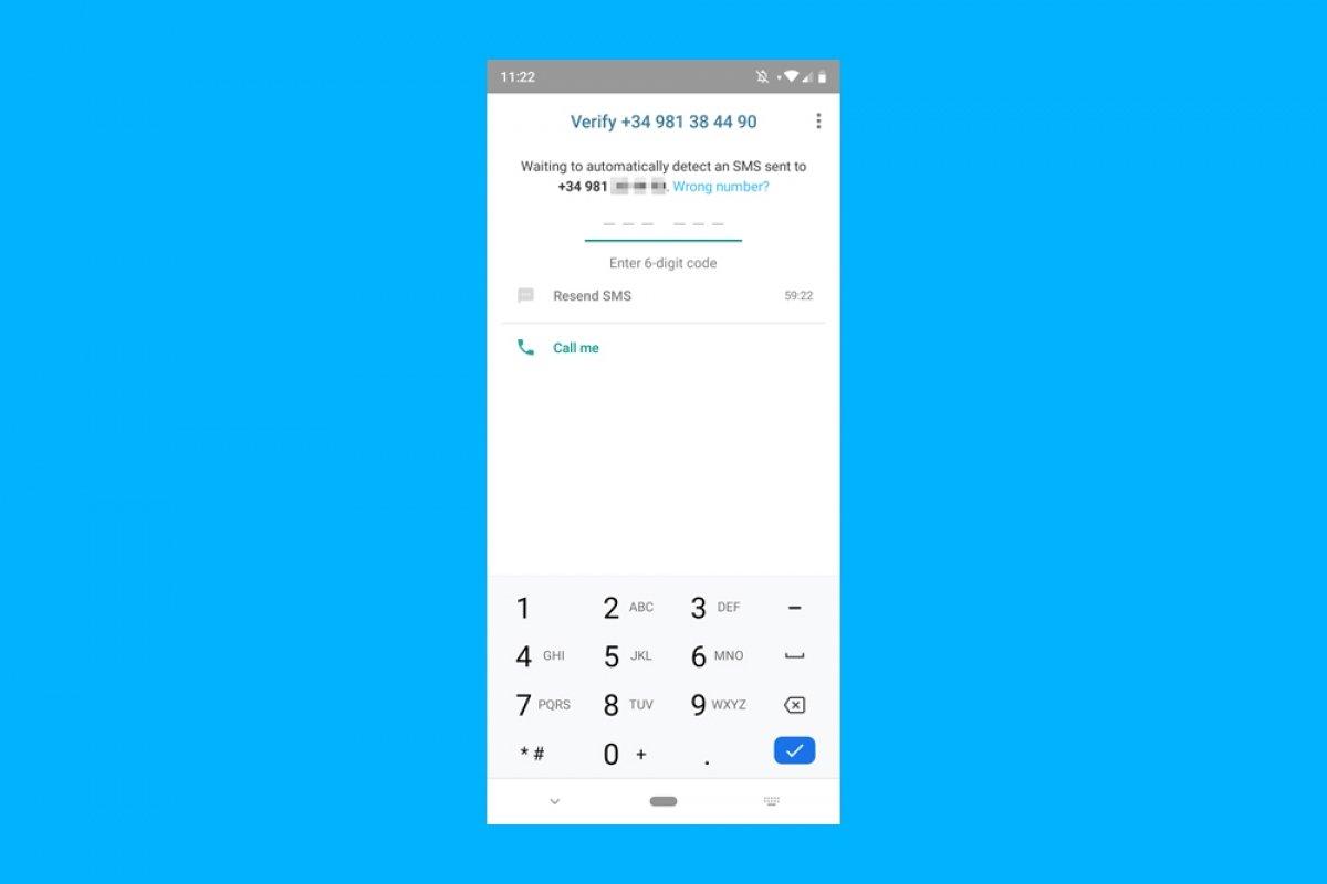 Comment utiliser WhatsApp avec un telephone fixe