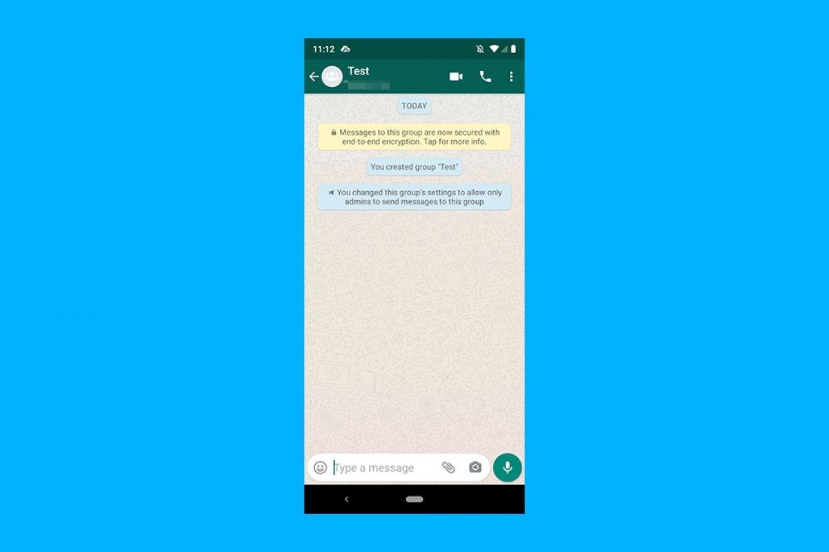 Comment créer une chaîne de WhatsApp: seul les admins peuvent poster