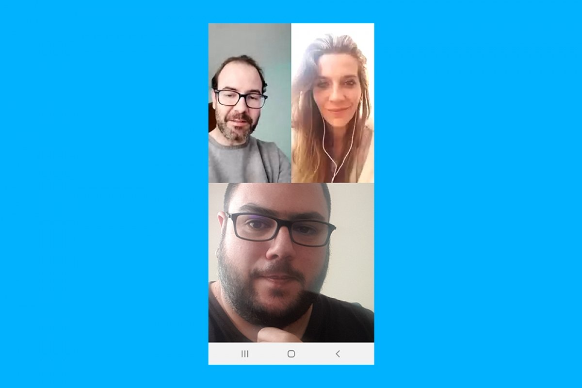 Cómo hacer llamadas y videollamadas en grupo con WhatsApp