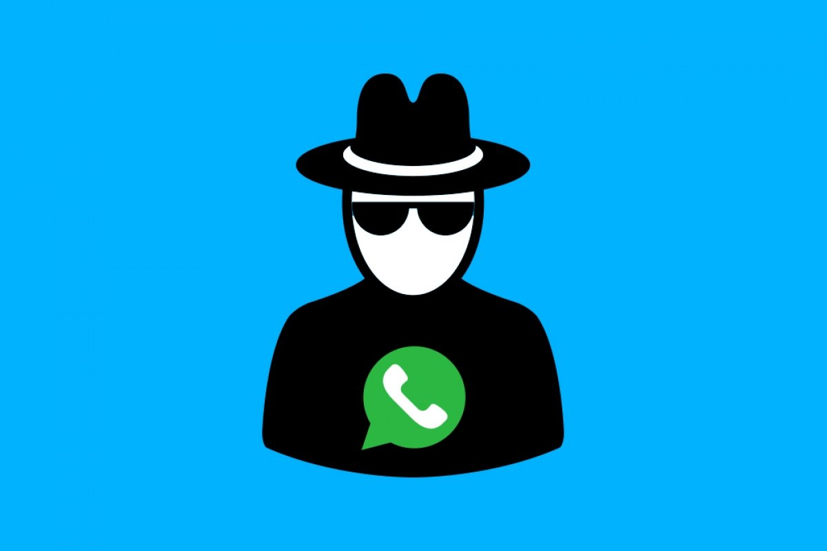 How to send anonymous WhatsApp messages