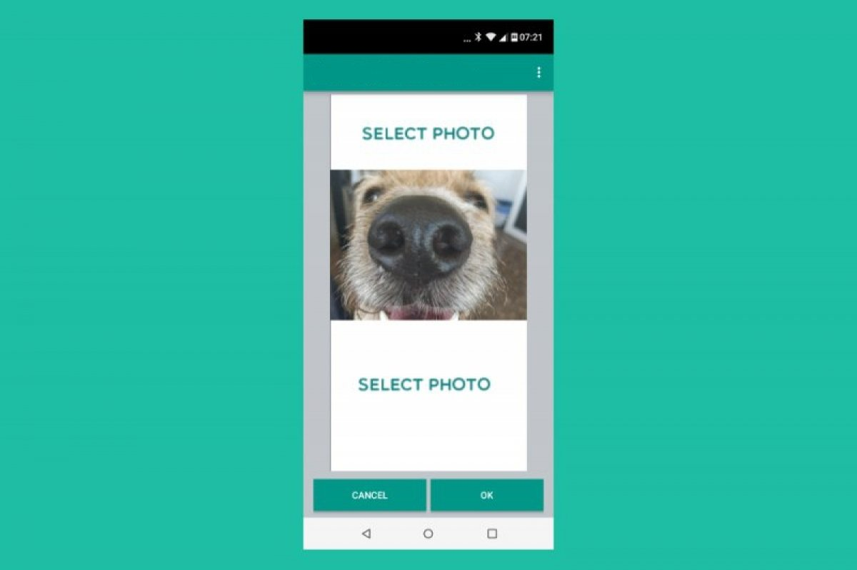 How to send WhatsApp images that change when you open them