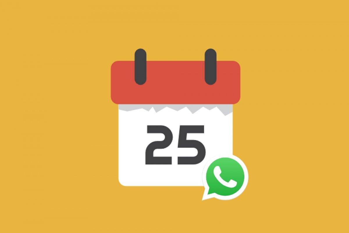 WhatsAppでメッセージの送信をスケジュールする方法