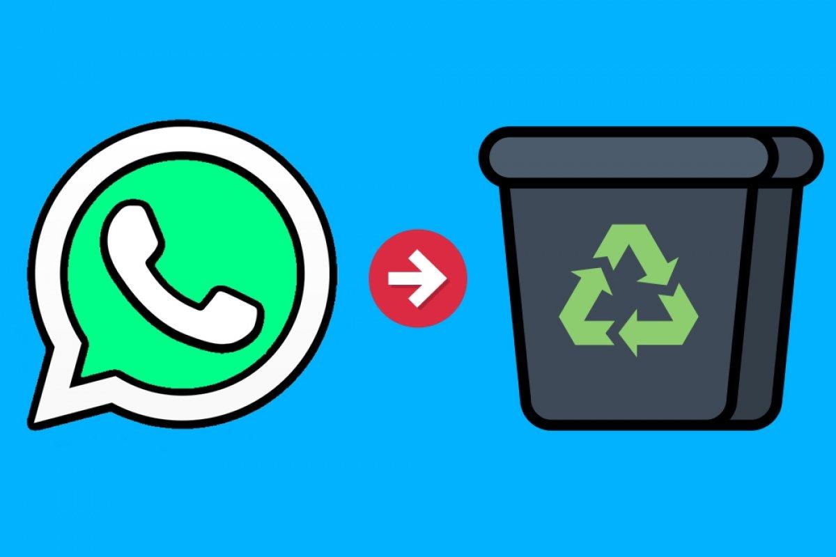 WhatsAppアカウントを削除出来る方法