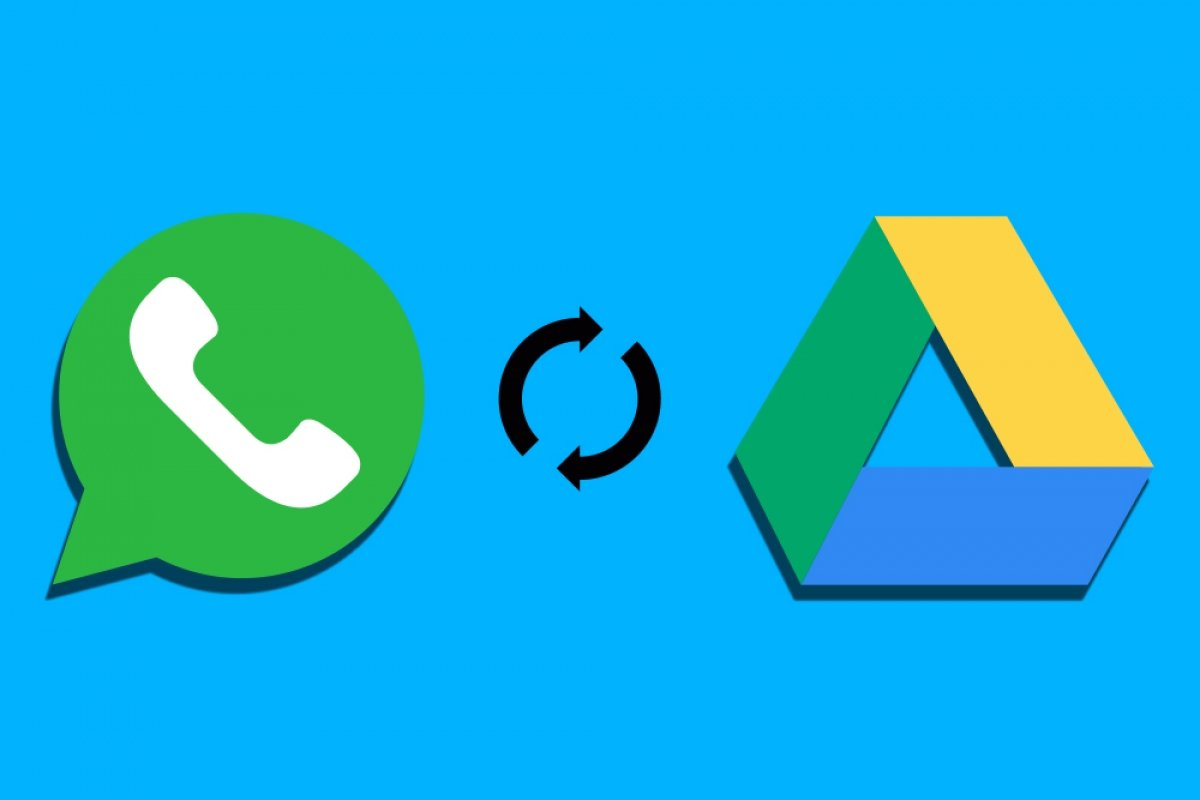 Where is the WhatsApp backup on Google Drive