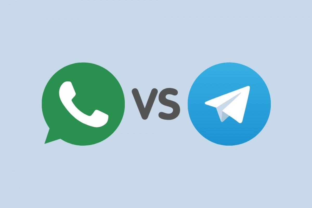 WhatsApp o Telegram: comparativa y diferencias