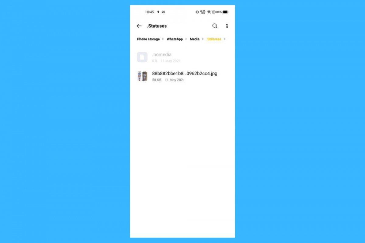 Come scaricare gli stati di WhatsApp con o senza app