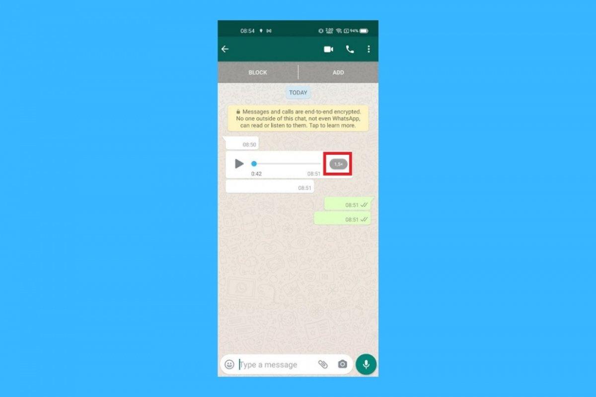Como mudar e aumentar a velocidade dos áudios do WhatsApp