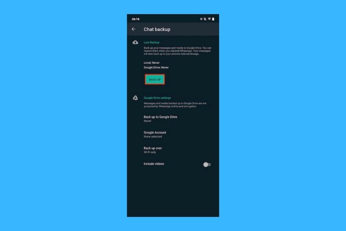 Comment transférer des données WhatsApp d'un téléphone à l'autre ?