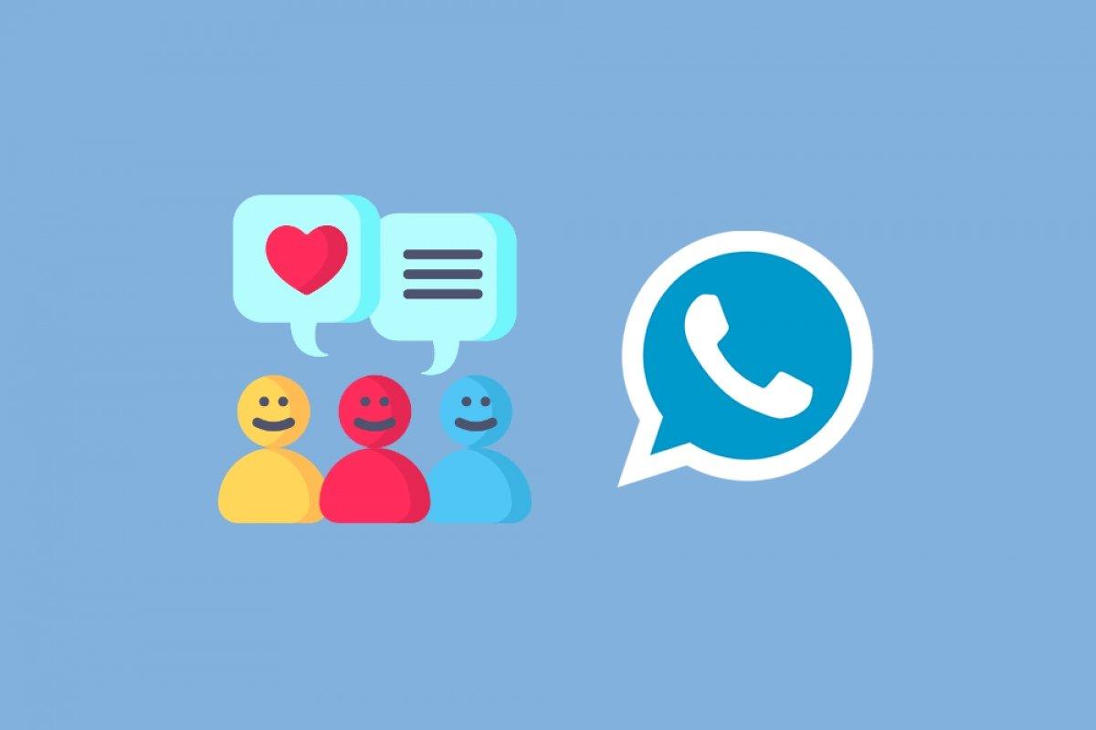 Opiniones sobre WhatsApp Plus: ventajas e inconvenientes