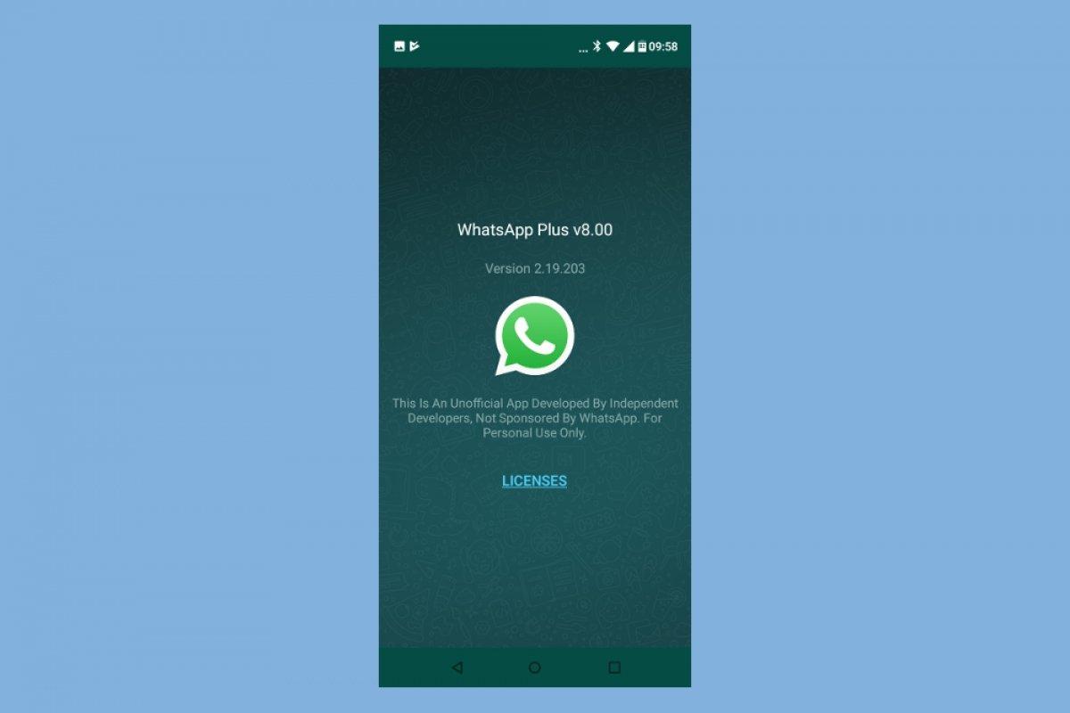Est-ce que WhatsApp Plus est légal?