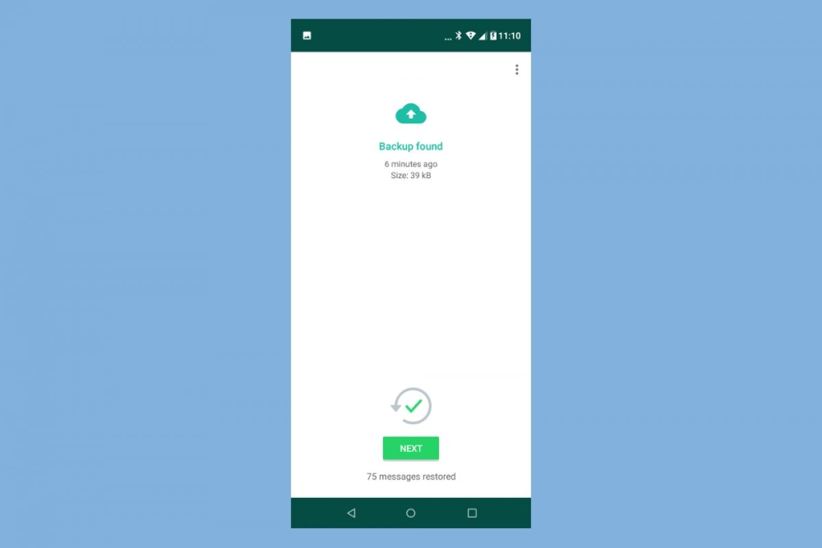 Cómo copiar mis chats de WhatsApp a WhatsApp Plus