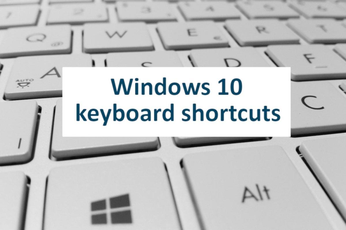 Le migliori scorciatoie da tastiera per Windows 10