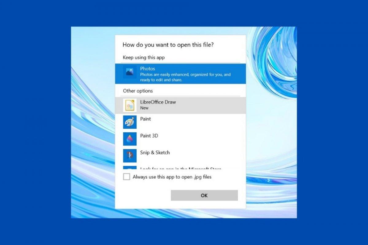 Cómo cambiar los programas por defecto de Windows 10