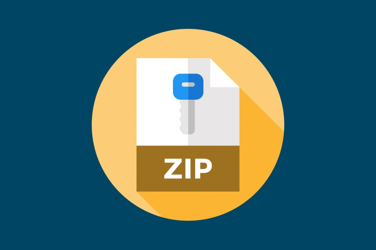 How to unzip password-protected ZIP files