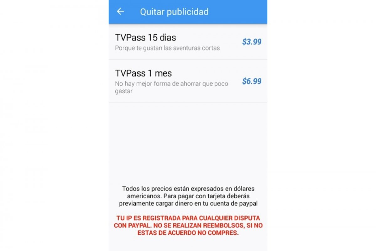 ¿Es You TV Player gratis?