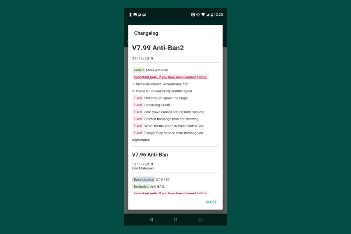 How to update YOWhatsApp
