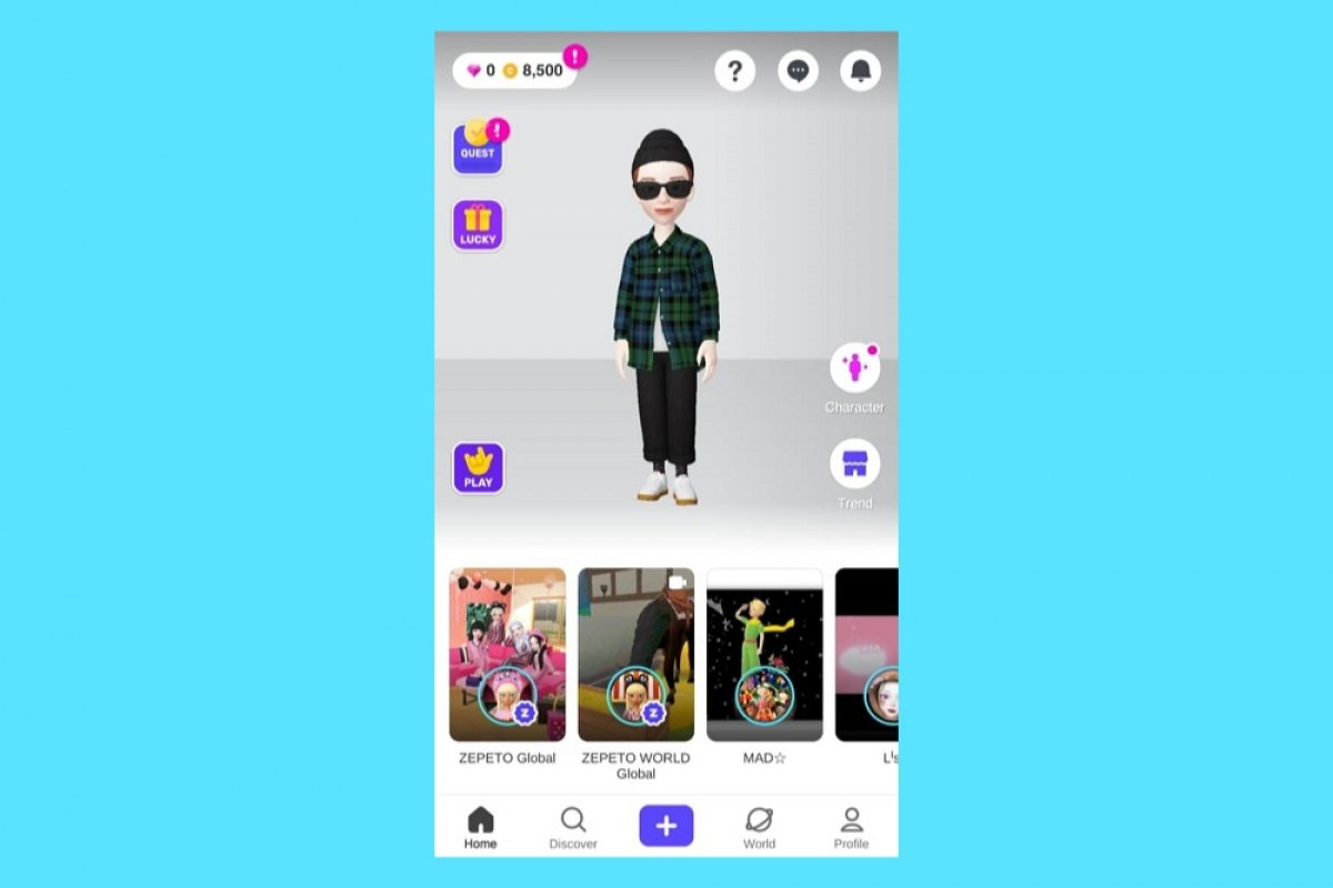 How to use Zepeto and how it works
