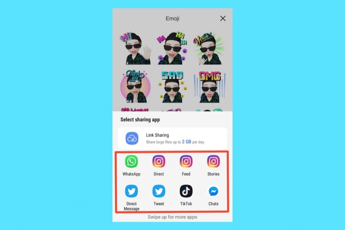 How to export Zepeto avatars to other apps