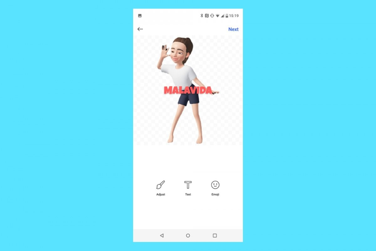 How to create Zepeto stickers for WhatsApp