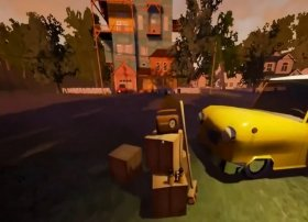 Hello Neighbor Gameplay: discover your neighbor's secrets
