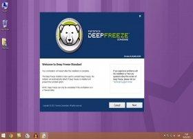 La façon la plus rapide de désinstaller Deep Freeze