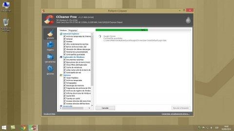 Acelera y limpia tu ordenador con CCleaner