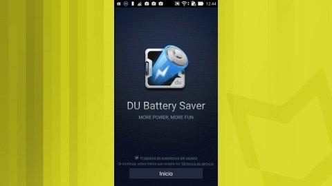 Ahorra batería de tu Android con DU Battery Saver