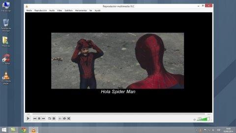 Añadir subtítulos con VLC Media Player