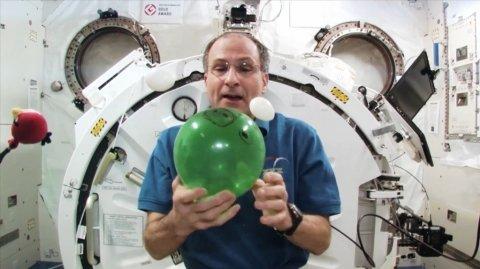 Angry Birds Space, anuncio de la NASA