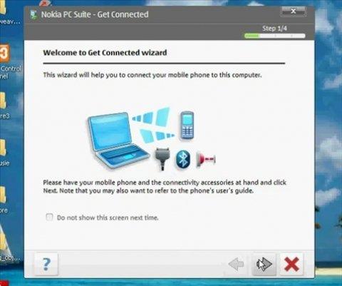 Aprende a instalar Nokia PC Suite