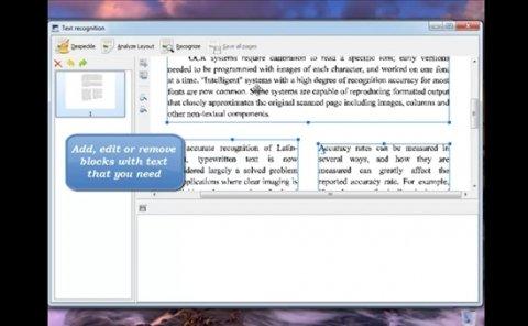 Aprende a usar este software OCR