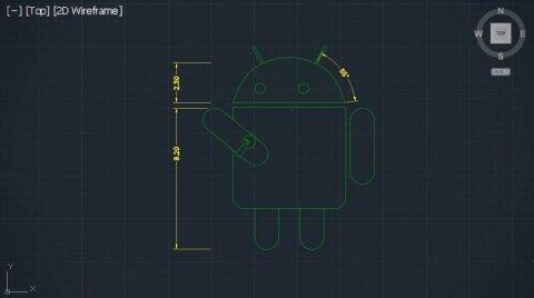 AutoCAD para Android