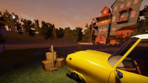 Gameplay Hello Neighbor: descubra os segretos de seu vizinho