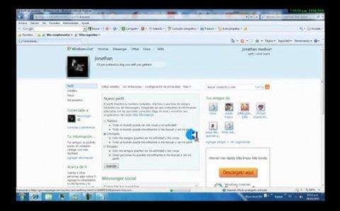 Cómo cambiar la contraseña del MSN