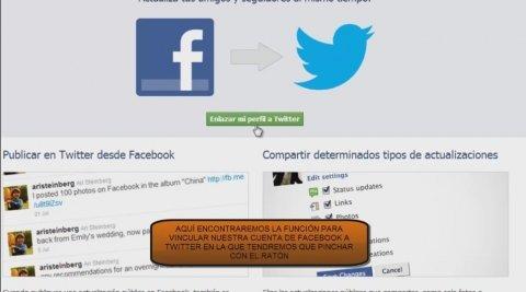 Cómo conectar Facebook con Twitter