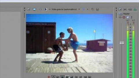 Cómo cortar un vídeo con Sony Vegas