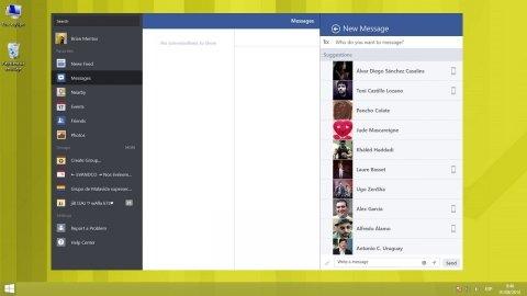 Cómo crear conversaciones de grupo en Facebook