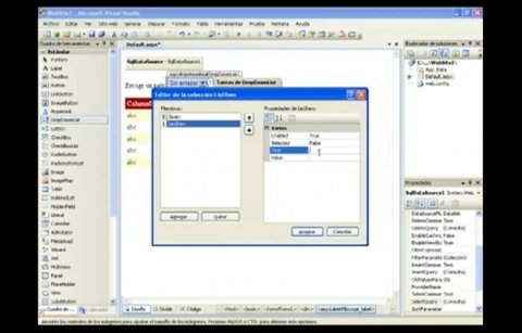 Cómo crear una aplicación con Visual Studio 2008