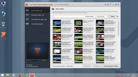 Cómo descargar y convertir vídeos con YouTube Downloader Suite
