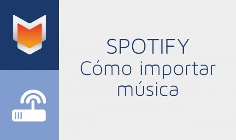 Cómo importar música a Spotify