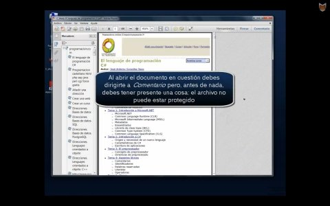 Cómo insertar notas y comentarios en un PDF con Adobe Reader