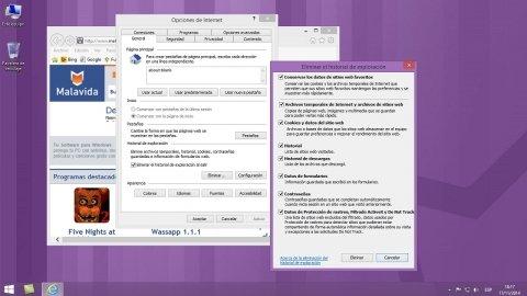 Cómo optimizar tu navegador Internet Explorer 11