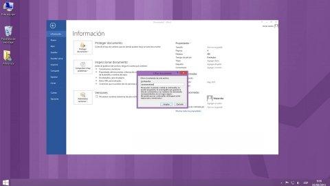 Cómo proteger documentos de Microsoft Office