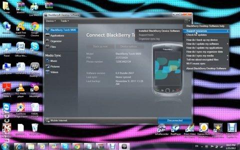 Cómo reiniciar BlackBerry